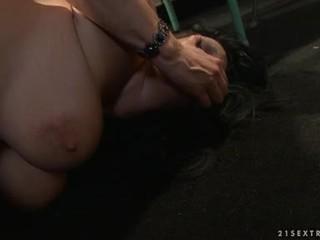 Katy BorMan A Hole Dildoed By A Hot Blonde Stylishk