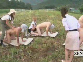 ideal japanese, fresh bizarre mov, outdoors vid
