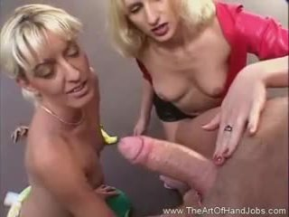 Filthy Dirty Nasty Handjob