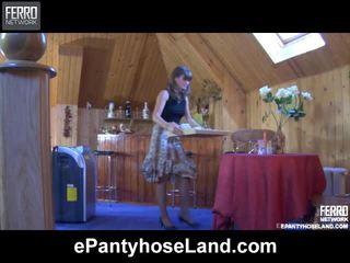 Gloria Inside Hose Video
