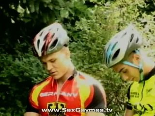 Bike Riders Rod 3some