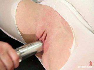 lesbische seks scène, dominatrix, vrouwelijke dominantie porno
