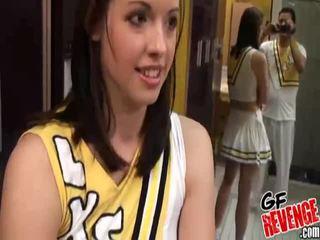 Σκληρό πορνό σεξ με cheerleaders εικόνα γκάλερι