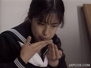ideal japanese, any uniform video, hot fetish