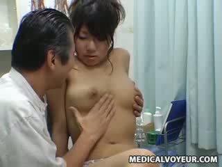 porno, japonais, orgasme, voyeur