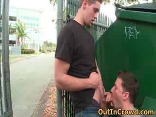 zuigen porno, nominale homo- tube, zien voyeur