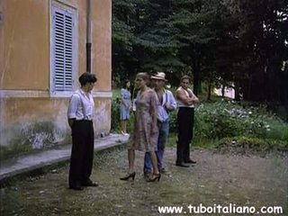 manželka, amatoriale, taliančina