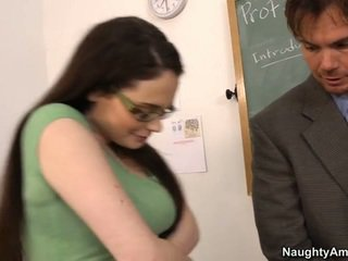 hq brunette thumbnail, een coed video-, vol college meisje tube