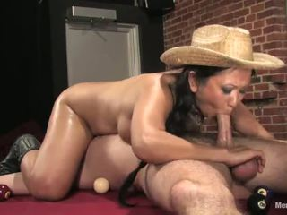Nasty Kitty Langdon Playthings A Man And Receives His Thang