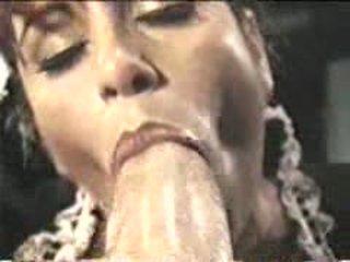 fresh cumshot in mouth, full tittyfucking fuck, all gagged clip