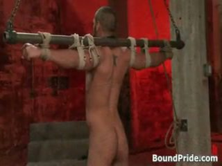 Alessio And Leo In Horny Way Out Gay Bondage S&m Fetish Movie