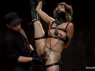 Erotic Bianca Stone Has Tortured By Sebastian Keys