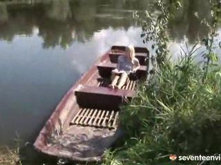 Fucking Inside The Rowboat