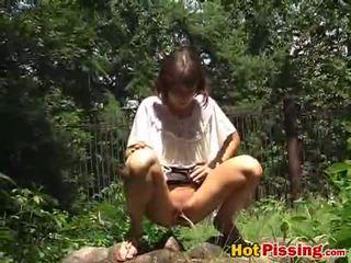পাবলিক সেক্স, pissing, প্রকাশ্য, outdoor pissing
