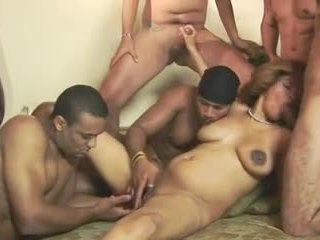 brazilian, cuckold, matures, interracial