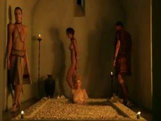 Las mejores escenas de sexo de Spartacus - diosasxxx