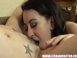 vse lezbični seks, big prsi, svež lezbijka svež