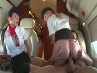 Stewardesses ratsutamine a customers riist