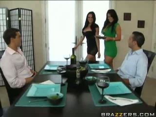 brunettes, fresh foursome free, hot most