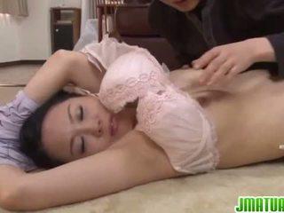 Pretty Mature Hottie Miki Sato Is A Fan Of Bondage