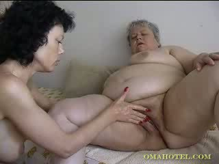 mamie, sexe, mature, fisting
