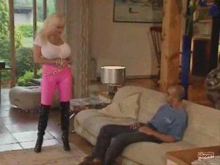 jeder blondinen, große titten nenn, anal jeder