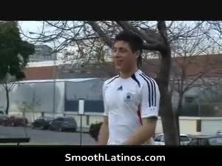 Fabricio Jerking Off His Fine Gay Cock In Kitcthis Guyn 1 By Smoothlatinos