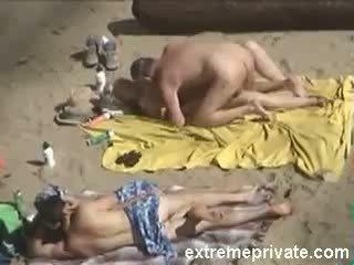 tirkistelijä, ranta, mummi, kypsä