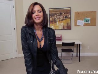 brunette video-, nieuw titjob, hq pijpbeurt