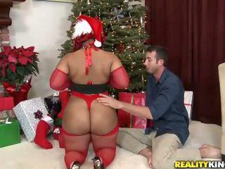 nice ebony, quality butts, stockings