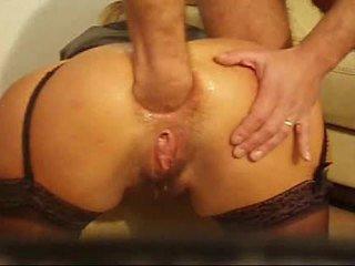 anal, fisting anal, rënie