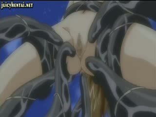 Liar anime penetrated oleh tentacles