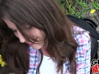 brunette watch, full coed real, college girl quality