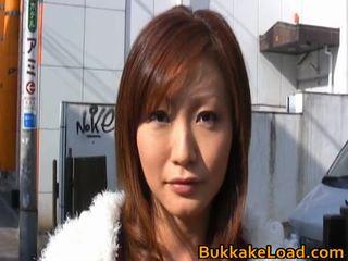 Emi Harukaze Cute Oriental Pussy