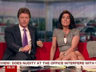 Susanna reid खेलने साथ सेक्स टोय्स पर breakfast टीवी