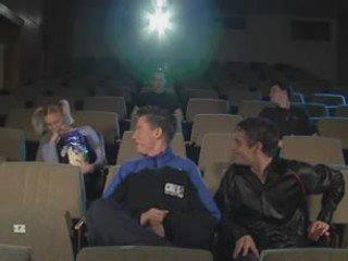 Plan à 3 en la theater