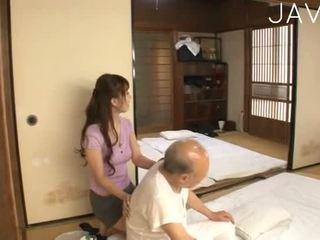 יפני, תינוק, cumshot