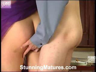 mooi blondjes video-, hard fuck actie, kwaliteit amateur meisje vid