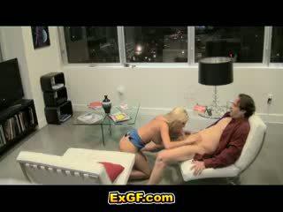groot grote borsten film, een blond, kijken amateur seks