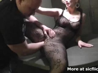 Extreme Fist Fucking Orgasms Of A Hot Big Titted Blonde Slut