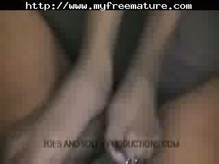 Taboo's First Foot job Part 2 Of 3 mature mature porn granny old jizz shots jizz shot