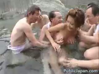 japanisch online, heiß gruppen-sex, echt voyeur voll