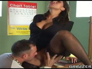 Ava devine brazzers sesso insegnante