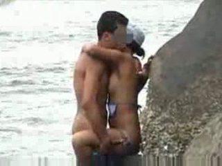 plezier amateurs seks, voyeur film, vers strand