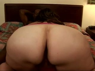 Porner Premium: Bbw enjoys hot cock action with ebony hunk