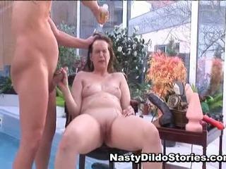 vol assfucking film, vers speelgoed, anale sex
