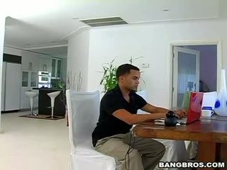 Seksualu karštas kalė abby rode teasing jos vyras už dalis karštas fuckin veikla indoor