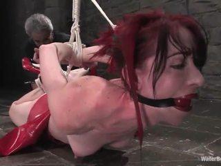hd porn tube, bondage thumbnail, bondage sex fuck