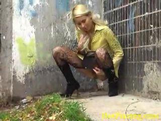beste blondjes vid, mooi seks in de buitenlucht gepost, hq schoonheid