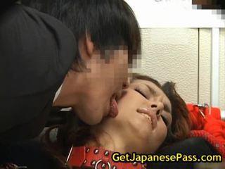 Maria ozawa takes terikat dan screwed